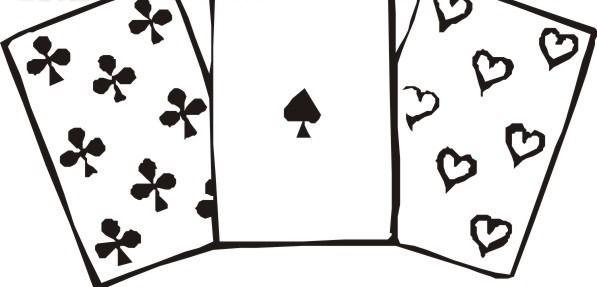 手机游戏总是的胜算 新手认牌需要学习某些玄机